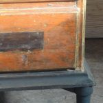 Important Danish 18th Century Gustavian Commode