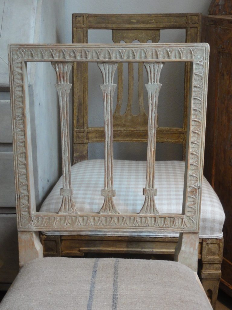 Gustavian Period Chairs