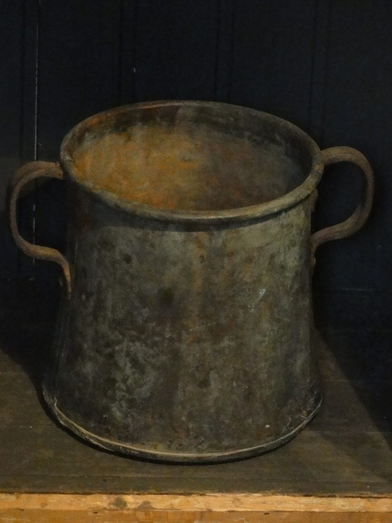 Antique Swedish Pot