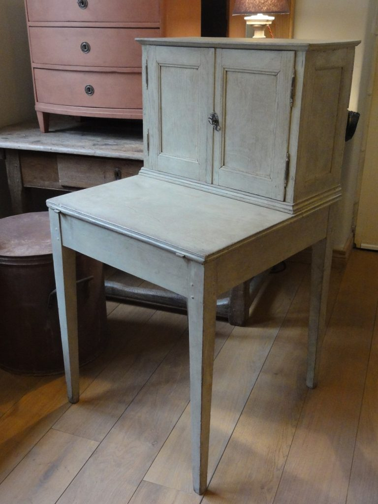 Antique Swedish Writing Table
