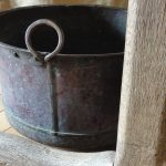 König Gustav - Antique Copper Pot - gustavian.de
