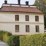 Painted Gustavian Commode from Kopenhagen