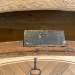 Bleached Oak Baroque Commode - Belgium around 1765