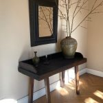 Outstanding Wabi Sabi Oak Table - Belgium 19th Century