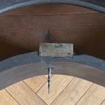 Large Ebonized Oak Baroque Commode - Sweden 18th Century