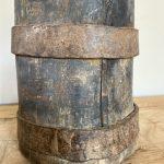 17th Century Oak Vessel